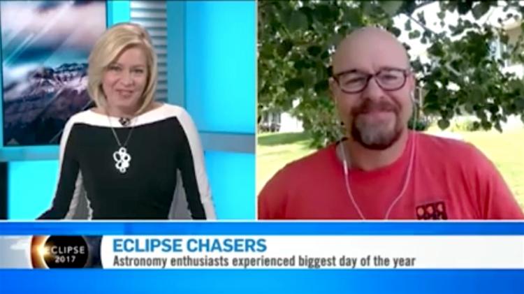 eclipseguy interview on CTV