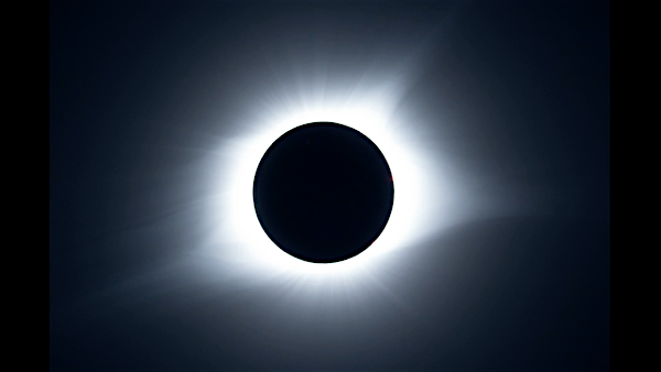 NASA Live Stream of Today's Total Solar Eclipse