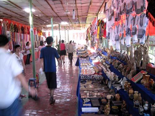 chi market stalls