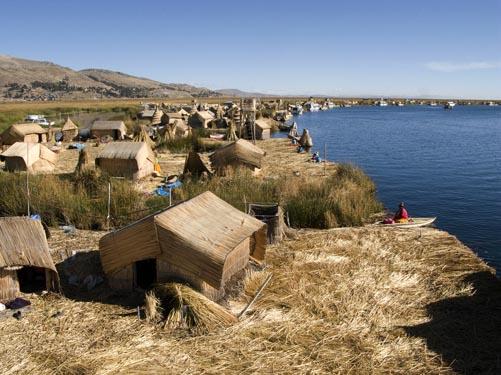 uros village