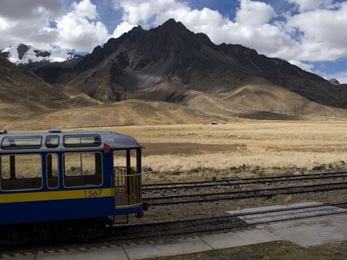 train vista