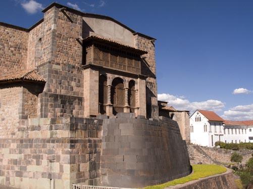 cuzco sun temple