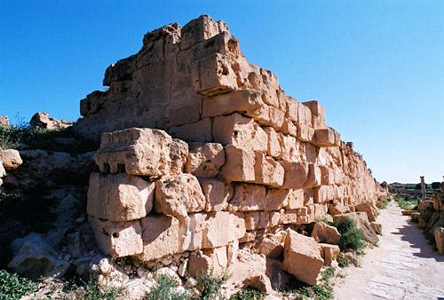 lib stone wall