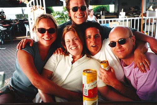 aruba friends