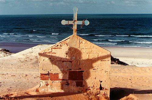 brazil grave shadow