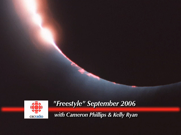 CBC Radio Canada Interview 2006