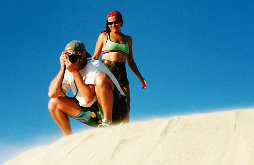 brazil desert shoot
