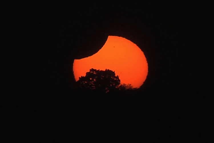 Annular Eclipse in Argentina February 26, 2017
