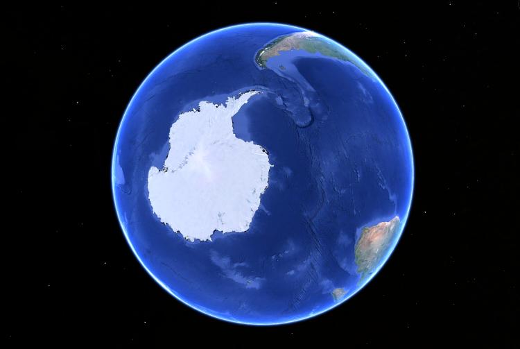 Icebreaker Eclipse Antarctica 2003