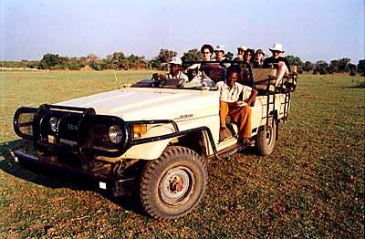 zambia jeep