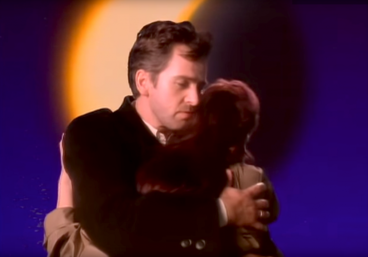 Peter Gabriel & Kate Bush Don't Give Up