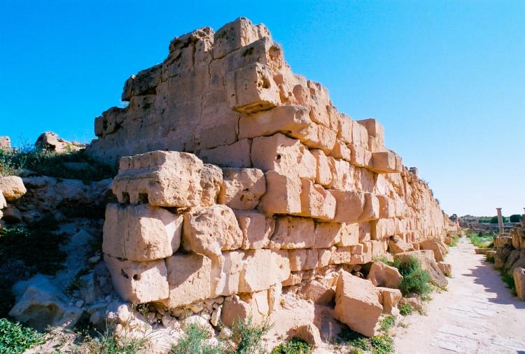 Tripoli & The Ruins